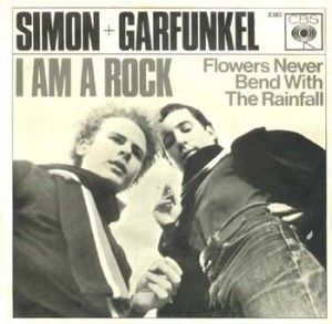 I Am A Rock-Simon and Garfunkel