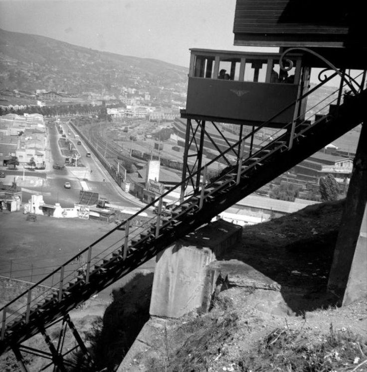 Ascensor Baron 1949