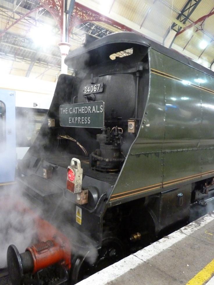 /by JuliaC2006 #flickr #steam #engine