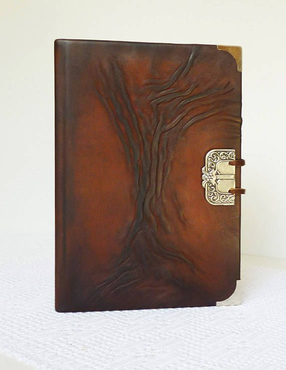 Leather Journal A5 Diary Writing Journal Brown Notebook