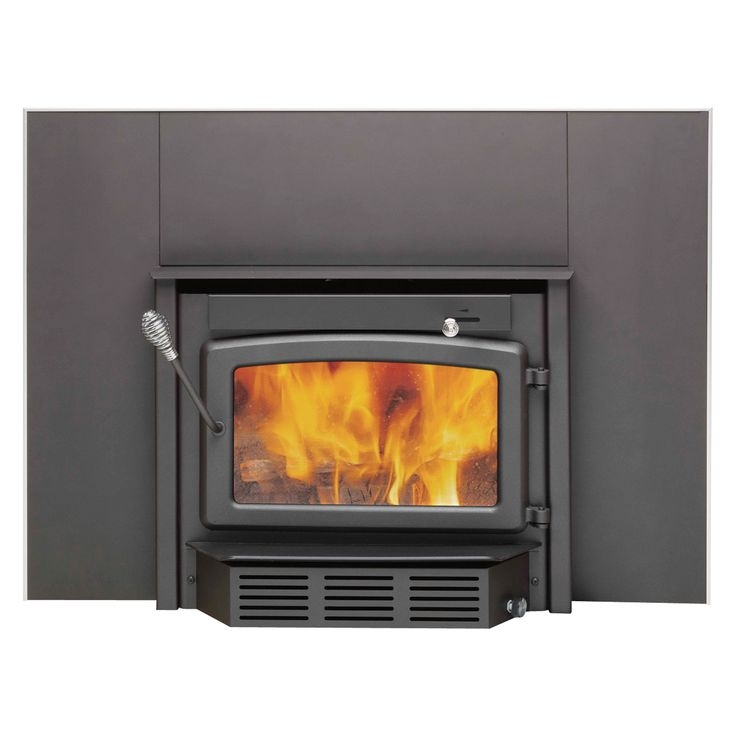 Century Heating High-Efficiency Wood Stove Fireplace Insert — 65,000 BTU, EPA-Certified, Model# CB00019 | Wood Stoves| Northern Tool + Equipment