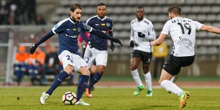 Paris FC - CA Bastia : L'album photos - Paris FC