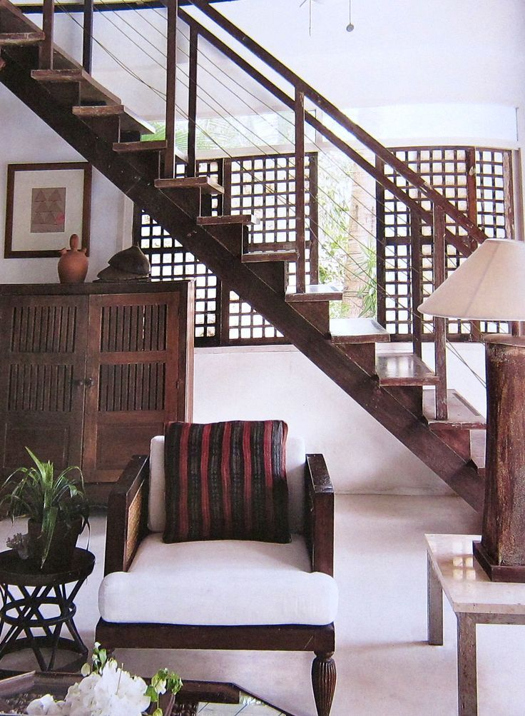 42 best bahay kubo interior exterior images on pinterest for Typical filipino house design