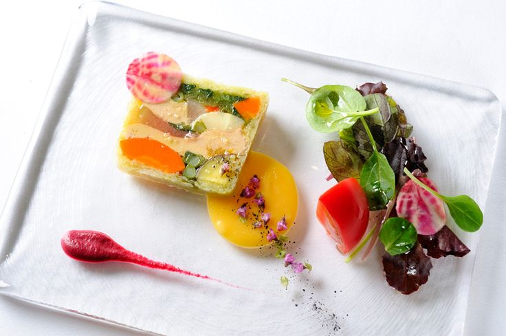 ハタケ青山のお料理 | レストランウェディングなら 他にはない情報多数掲載 SWEET W TOKYO WEDDING