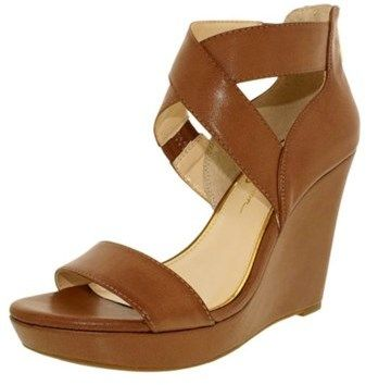 Jessica Simpson Women's Jamilee Leather Ankle-high Synthetic Pump.