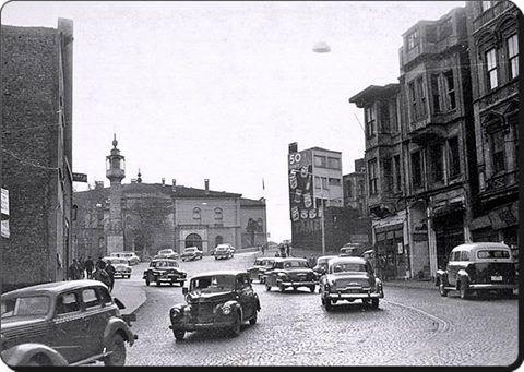 Cağaloğlu - 1960