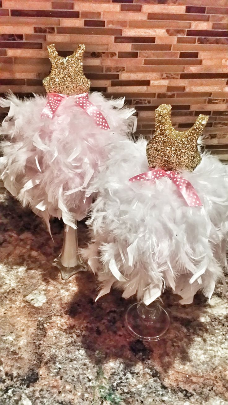 Best tutu centerpieces ideas on pinterest
