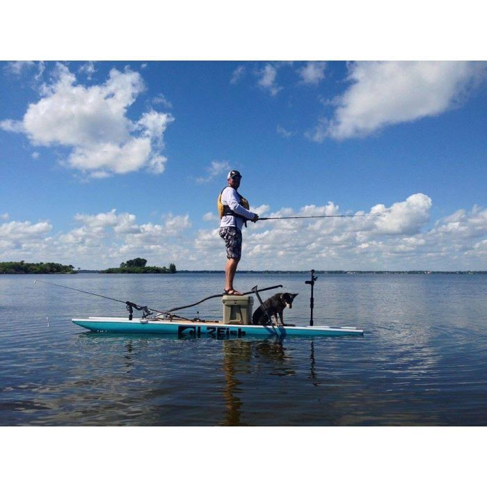 Live Watersports L2Fish Fishing SUP Stand Up Paddleboard
