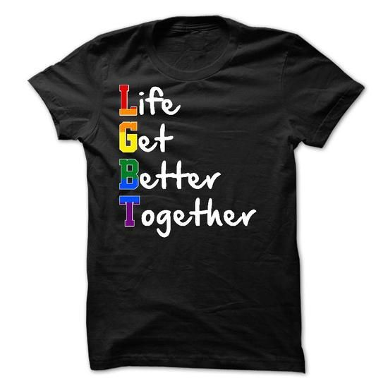 LGBT shirt - #gifts for guys #easy gift. PRICE CUT => https://www.sunfrog.com/LifeStyle/LGBT-shirt.html?68278