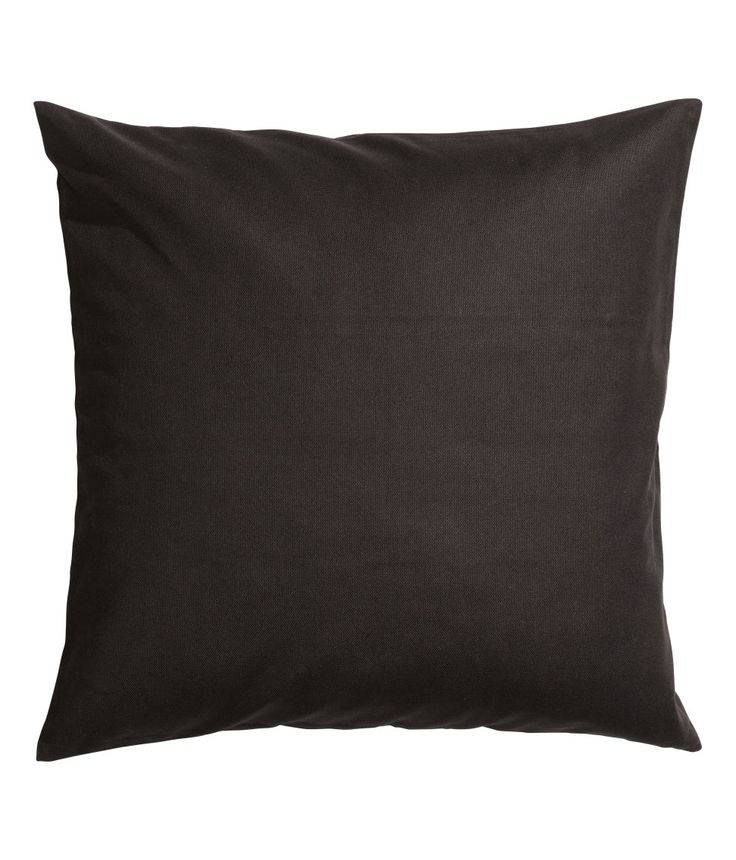 Check this out! Cushion cover in cotton canvas with a concealed zip. - Visit hm.com to see more.