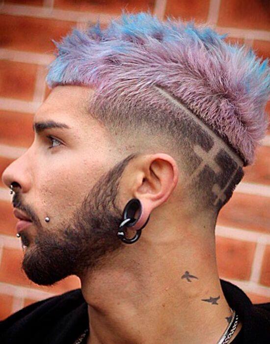 para hombres cortes de pelo corto para el ao