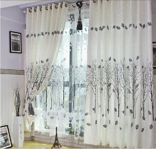 22 best Black and white curtains images on Pinterest | White ...