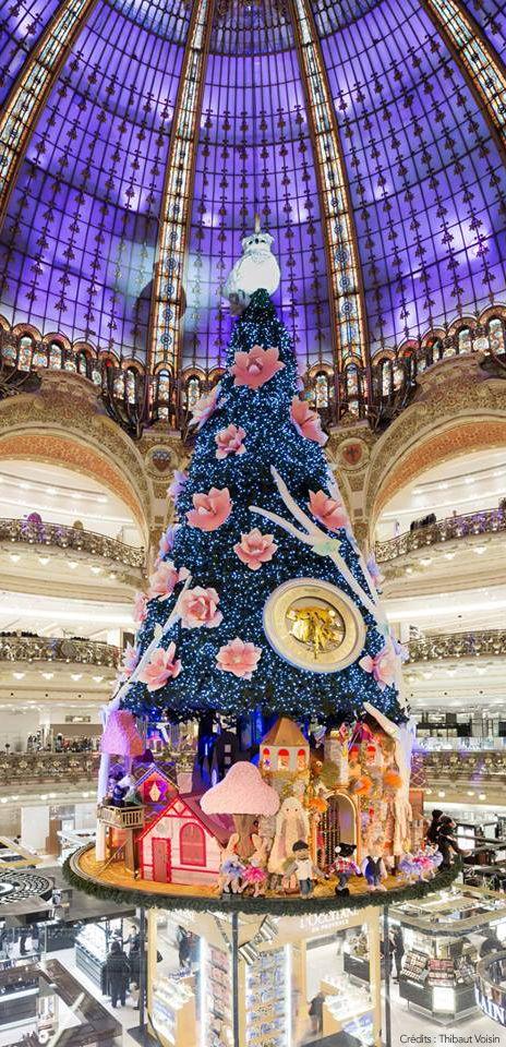 Les Galeries Lafayette, Paris