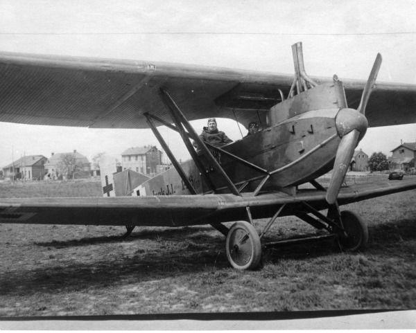b95ee7e1bf0f Junkers J.I (company J 4)   Aviation Great War   Pinterest