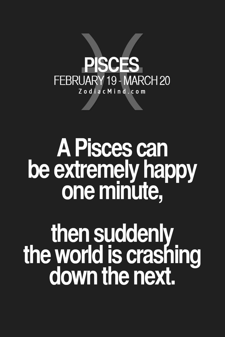 This also happens when you have depression or drinking or both... Like me a lot of the time But I'm also a Pisces so yeah...