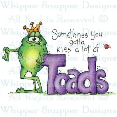 Kiss Toads