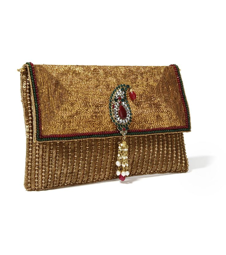 Statement Clutch - Patriotic Sun Clutch by VIDA VIDA lM2cwMmaHp
