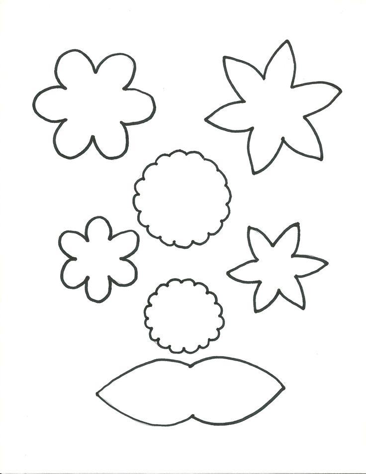Good  Felt Flower Pattern wird angezeigt