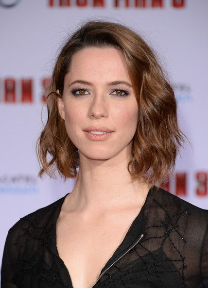 Rebecca Hall Pictures - Arrivals at the 'Iron Man 3' Premiere 4 - Zimbio