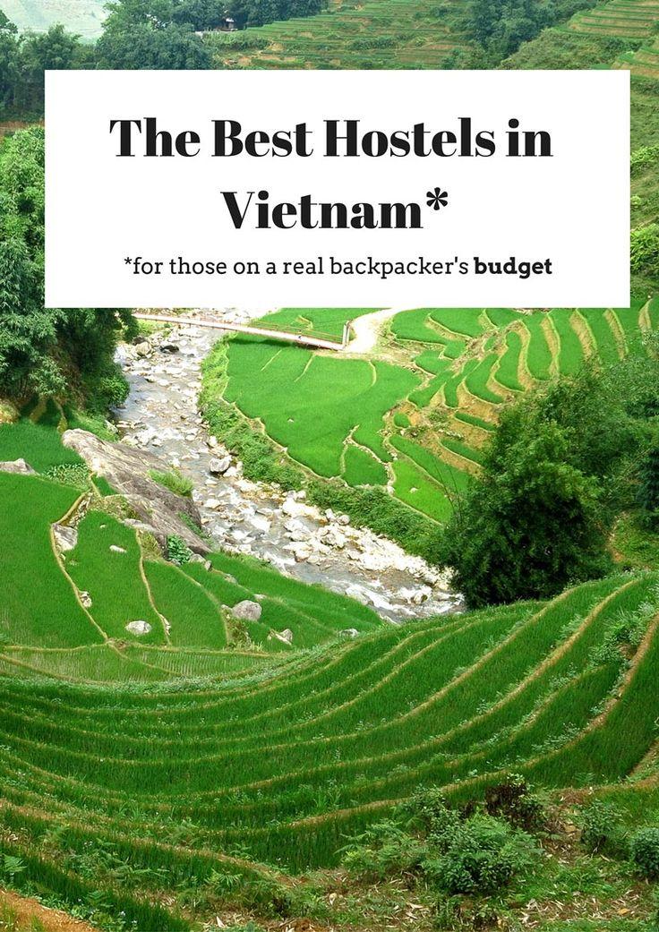 Best Budget Hostels VIetnam