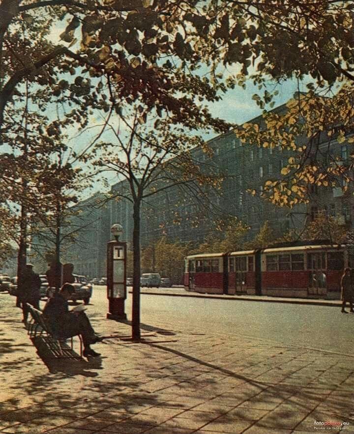 Marszałkowska, 1967