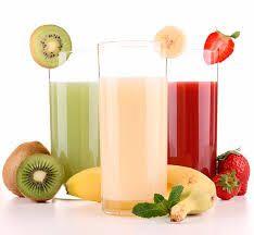 Pipoca Inspira: Batido de Frutas