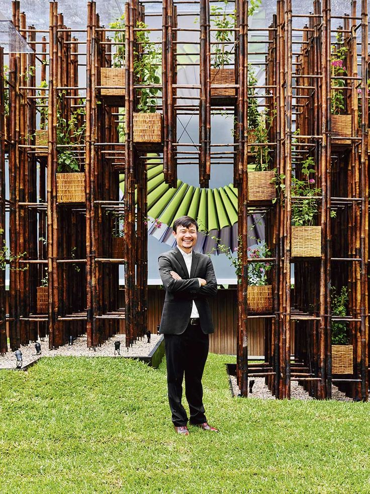 Building a Green World One Bamboo Stick at a Time