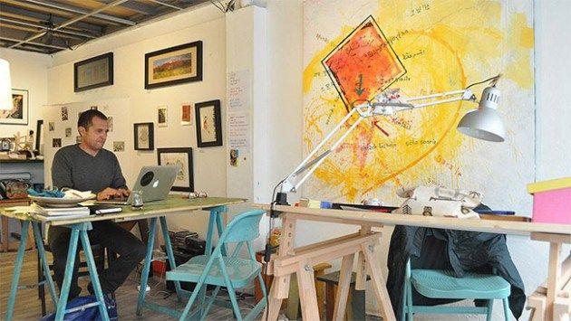 Türk ve Suriyeli sanatçılar Arthere'de buluşuyor