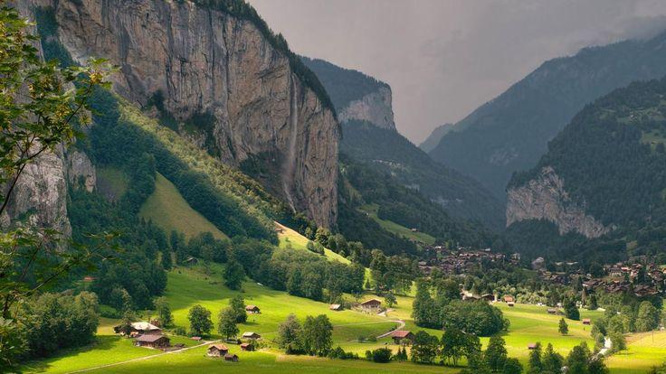Lauterbrunnen Switzerland (Credit: Steven Olmstead Photography/Getty)