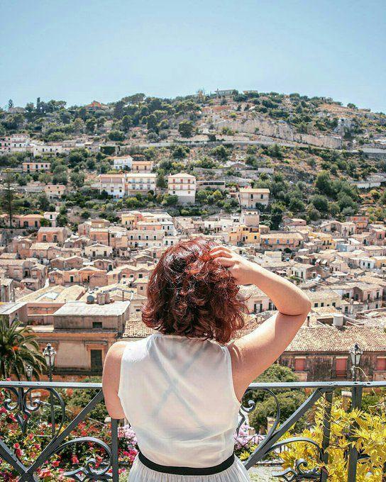 Модика, Сицилия, Италия