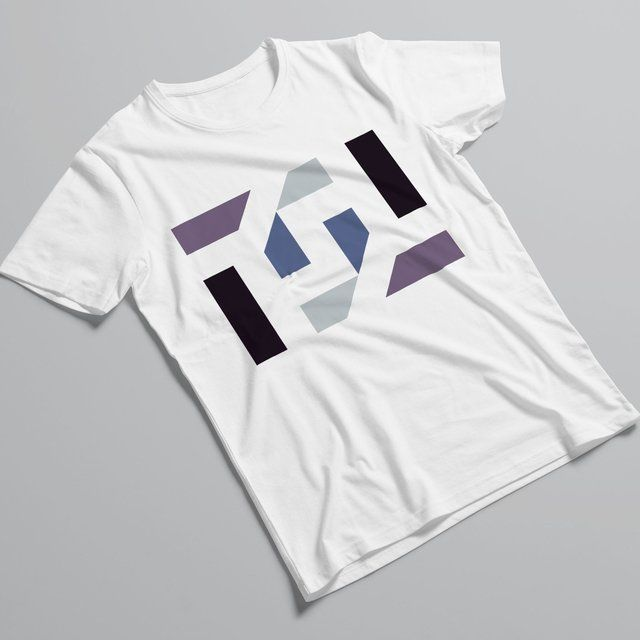 Sawdust #03 Tee by Sans Form