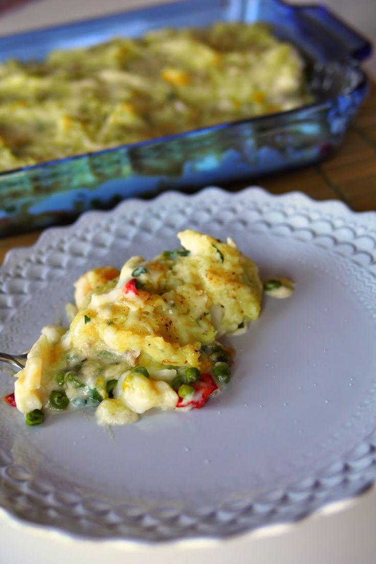Eat, Belch, Fart: Seafood & Sweet Potato Pie