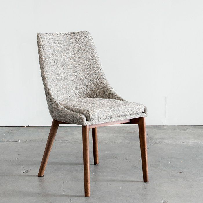 Keegan Solid Wood Dining Chair With Images Dining Chair
