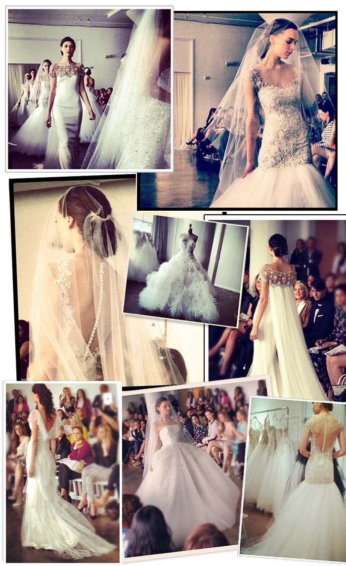 Made for loving: Marchesa Bridal FW12-13  --> http://tinyurl.com/cbgcqbe