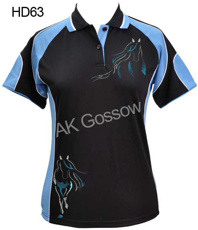 These lovely HorseUp polo comes in a huge range of colours