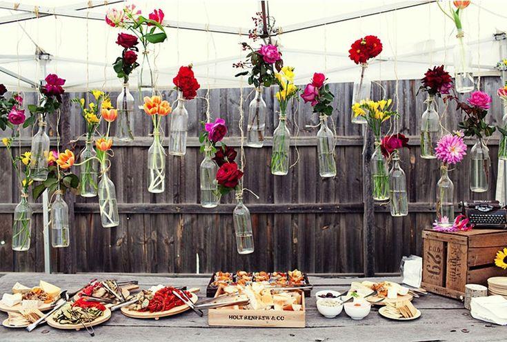 5 ιδέες διακόσμησης με μπουκάλια για το μπαλκόνι ή τη βεράντα σας
