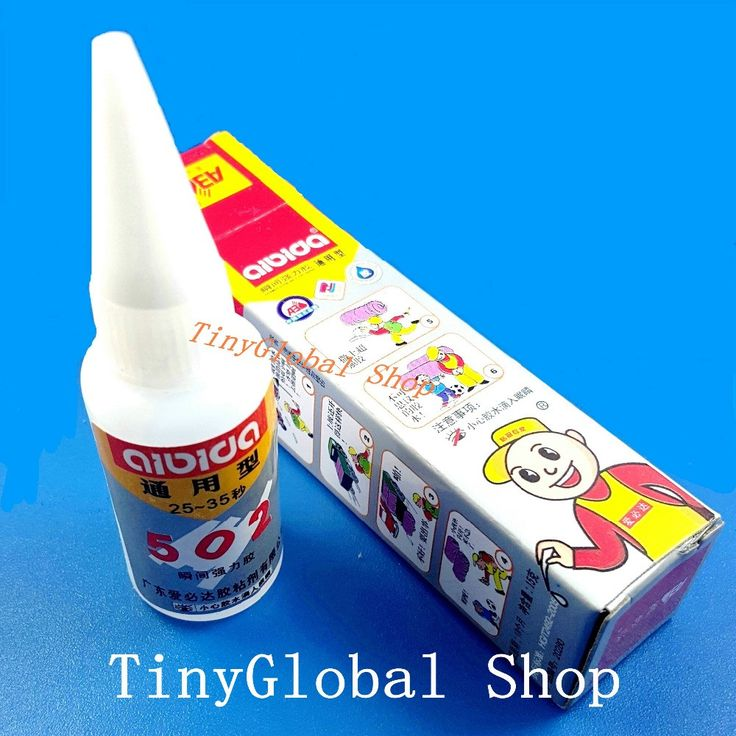15g 502 Super Glue EVO BOND Multi-Function Glue Genuine Adhesive Strong Bond Fast for paper fabric metal glass stationery