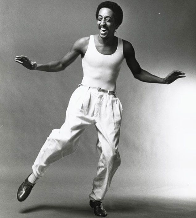 Gregory Oliver Hines (February 14, 1946 – August 9, 2003) was an American actor, singer, dancer and choreographer. Throughout his career, he continued to be an advocate for tap in America. In 1988, he successfully petitioned the creation of National Tap Dance Day, which is now celebrated in 40 cities in the USA, and in eight other nations. Gregory Hines was on the Board of Directors of Manhattan Tap, he was a member of the Jazz Tap Ensemble, and a member of the American Tap Foundation.