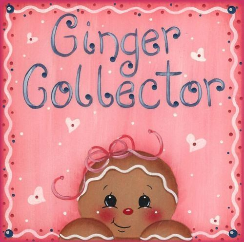 ginger collector