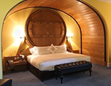 007 AdF Suite Suite at The Yeatman Hotel in #Porto #Portoholidays