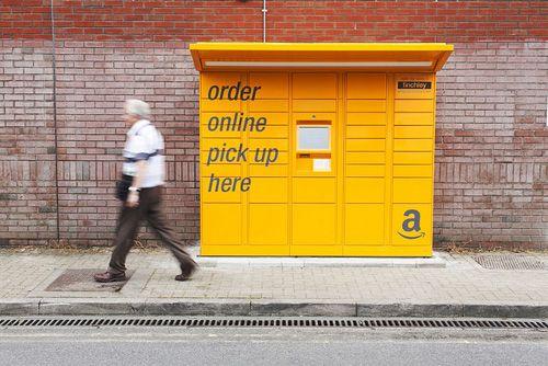 Amazon Lockers to launch at London Underground stations - Retail Focus - Retail Interior Design and Visual Merchandising