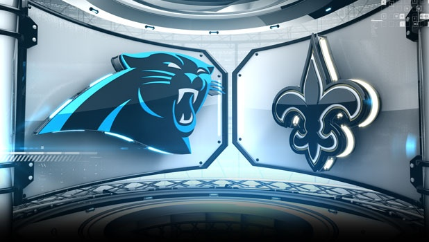 We're going to the gameee!!!! Panthers vs. Saints