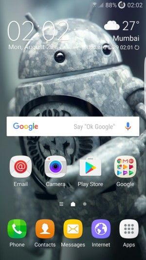 Omega Rom v2.0 for Galaxy S6 and S6 Edge Android 6.0.1 Marshmallow released