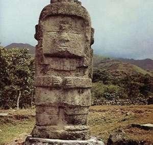 Escultura precolombina de colombia