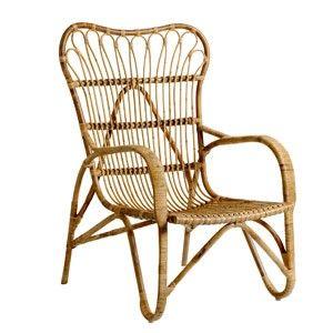 Krzesło ratanowe Bloomingville - Bloomingville