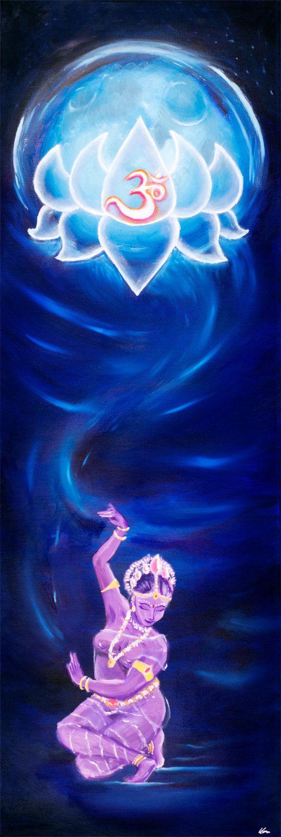 Mira  Lotus Moon Dancer Series by MissSharda on Etsy