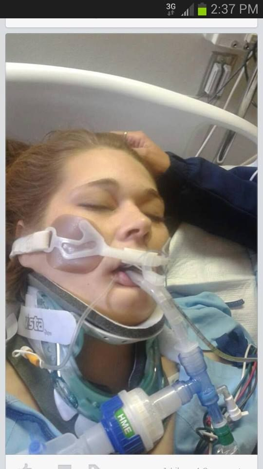 Via Facebook prayer chain...Please keep Melissa Norris in your prayers! She was in a car accident and is not doing too good. Please keep this prayer chain going! Stand in faith and agreement that God will raise her up and totally and completely heal her to 100% healthy and whole!!! In Jesus mighty and awesome name!!! Thank you and God bless you!!!