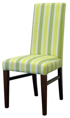 Spring is in the chair - PARIS Contemporary High Back Dining Chair from The Chair People