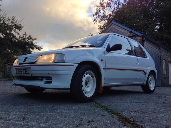 106 Rallye FTW