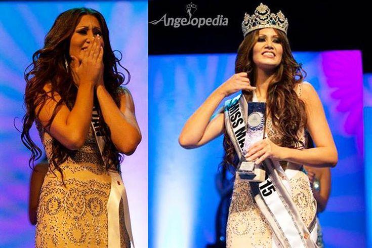 Sarah Mercieca is Miss Grand Malta 2015